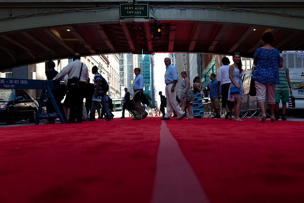 Allstar Game Red Carpet