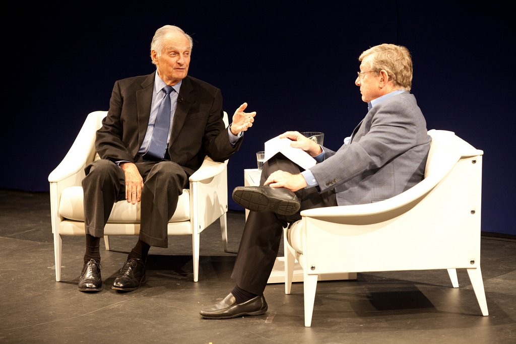 Alan Alda @ Museum of the Moving Image