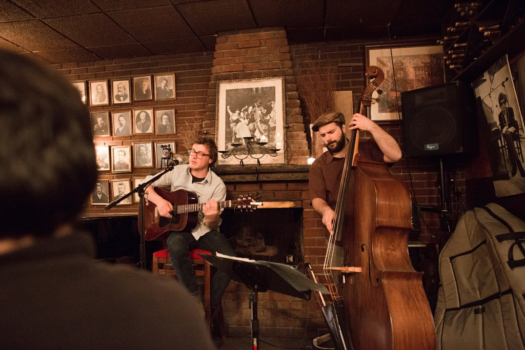 Tim Haufe Duo @ Caffe Vivaldi