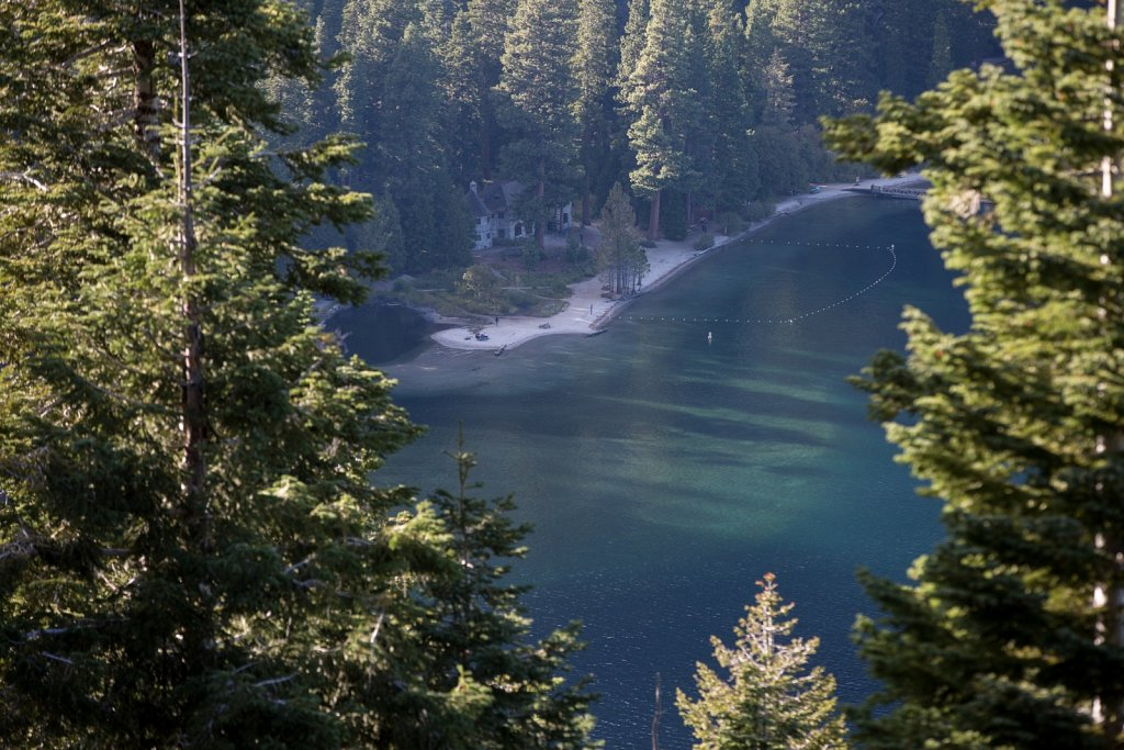 Emerald Bay, California