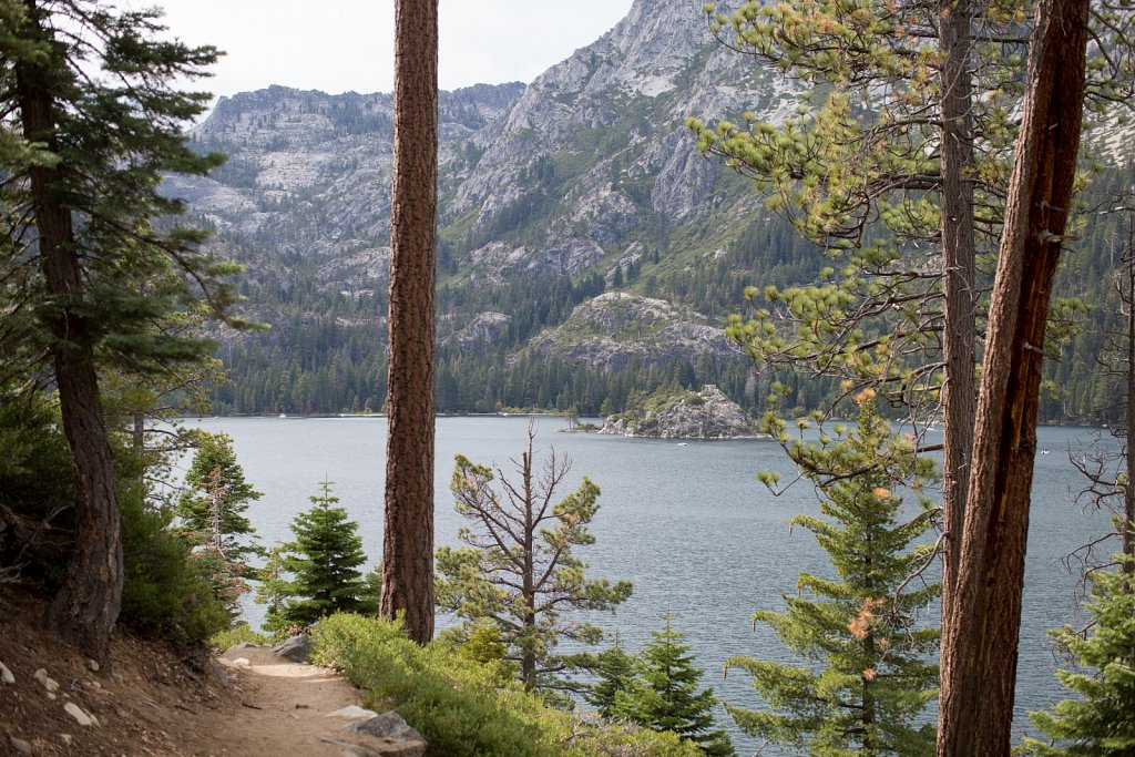 Hiking the Rubicon Trail